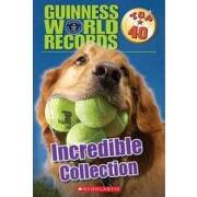 guinness world records,incredible collection - laurie (edt) calkhoven - scholastic