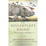 boilerplate rhino,nature in the eye of the beholder - david quammen - simon & schuster