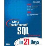 sams teach yourself sql in 21 days - ronald r. plew - macmillan computer pub