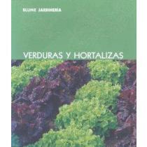 portada Blume Jardinería. Verduras y hortalizas