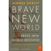 portada brave new world and brave new world revisited