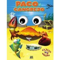 portada paco, el cangrejo/ paco, the crab