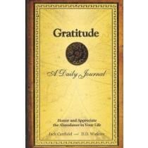 portada gratitude,a daily journal