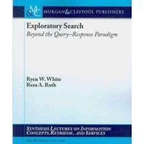 portada exploratory search,beyond the query-response paradigm