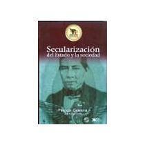 portada secularizacion del estado y la sociedad