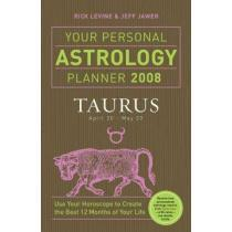 portada your personal astrology planner 2008 taurus