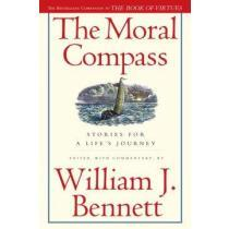 portada the moral compass,stories for a life´s journey