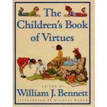 portada the children´s book of virtues