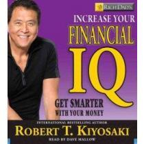 portada rich dad´s increase your financial iq,get smarter with your money