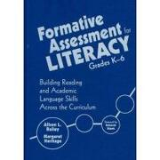 formative assessment for literacy, grades k-6,building reading and academic language skills across the curriculum - alison l. bailey - sage pubns