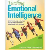 portada teaching emotional intelligence,strategies and activities for helping students make effective choices