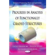 portada progress in analysis of functionally graded structures