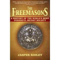 portada the freemasons,a history of the world`s most powerful secret society