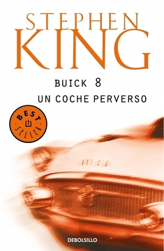 portada Buick 8, un Coche Perverso