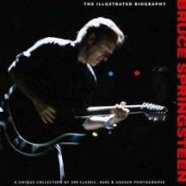 portada bruce springsteen,the illustrated biography