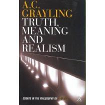 portada truth, meaning and realism