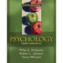portada psychology,core concepts
