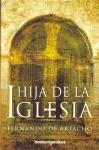 portada Hija de la Iglesia (Narrativa (books 4 Pocket))