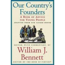 portada our country´s founders,a book of advice for young people