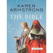portada the bible,a biography