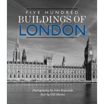 portada five hundred buildings of london
