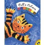 cat´s colors - jane cabrera - turtleback books