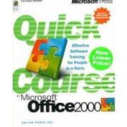 quick course in microsoft office 2000 - online press inc. (edt) - microsoft pr