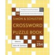 simon and schuster crossword puzzle book - john m. (edt) samson - simon & schuster