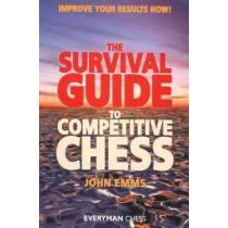 portada the survival guide to competitive chess