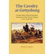 the cavalry at gettysburg,a tactical study of mounted operations during the civil war´s pivotal campaign 9 june-14 july 1863 - edward g. longacre - univ of nebraska pr