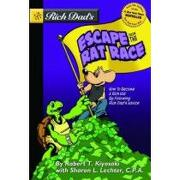rich dad´s escape from the rat race,how to become a rich kid by following rich dad´s advice - robert t. kiyosaki - little brown & co
