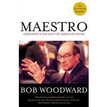 portada Maestro: Greenspan's fed and the American Boom (Greenspan, Alan)