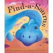 find-a-saurus - mark sperring - scholastic