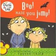 boo! made you jump! - lauren child - penguin group usa