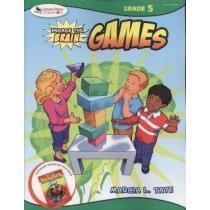 portada engage the brain games,grade 5