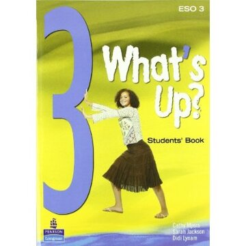 portada What'S Up? 3 Students' File