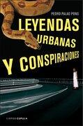 leyendas urbanas y conspiraciones - libros cúpula - libros cúpula