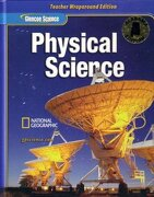 physical science, teacher wraparaound ed - mcgraw-hill - mc graw-hill