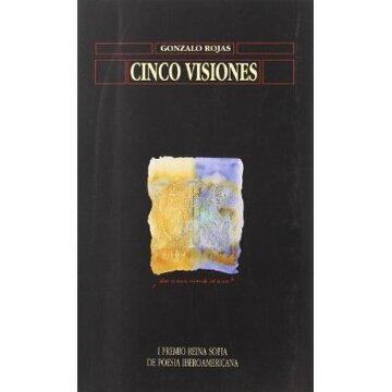 portada cinco visiones: (antología poética)