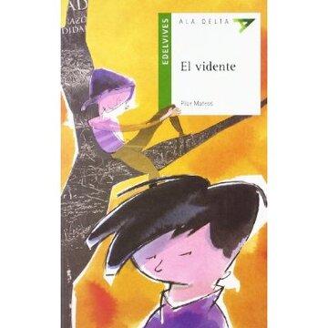 portada El vidente (Ala Delta (Serie Verde))