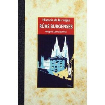 portada historia de las viejas ruas burgenses