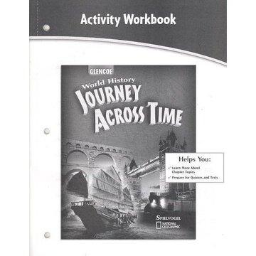 portada journey across time, activity wkbk, stud