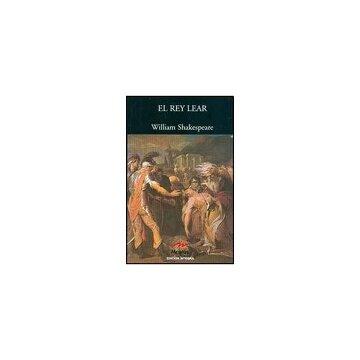 portada El rey Lear (Clásicos universales)