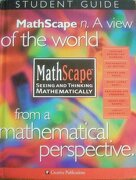 mathscape seeing thinking mathematically - mcgraw-hill - mc graw-hill