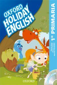 portada (12).holiday english 1ºprim (+cd)