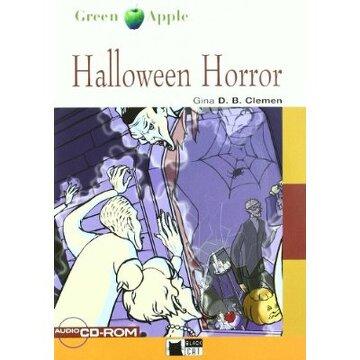 portada halloween horror +cd