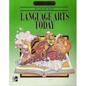 portada lang arts today pe gr k lan classic ed m