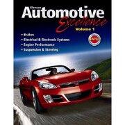 automotive excellence volume 1, student - mcgraw-hill glencoe - mc graw-hill