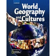 world geography and cultures, student ed - mcgraw-hill glencoe - mc graw-hill