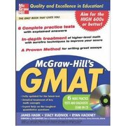 mcgraw hill s gmat with cd rom - hasik - mc graw-hill